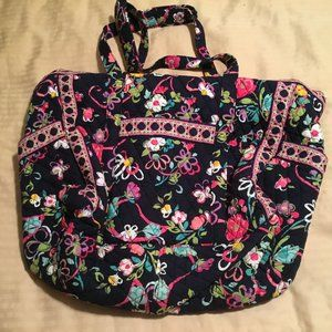 Vera Bradley Extra Large Tote with Extra Small Bag